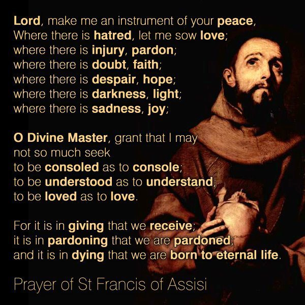 st Francis Wallpaper st Francis of Assisi Patron