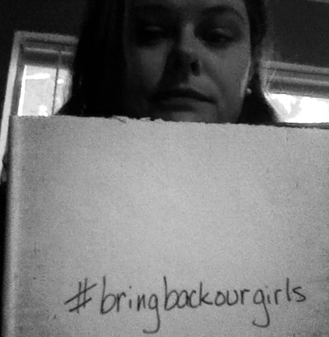 Thousand Word Friday--#bringbackourgirls